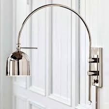 perfect bedroom wall sconces. Arc Wall Sconce From Regina Andrew Is A Simple, Elegant Lamp Makes Perfect Reading Bedroom Sconces