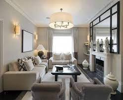 long narrow living room yahoo image