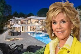 Jane Fonda\u0027s Beverly Hills mansion drops to $9.99M | Page Six