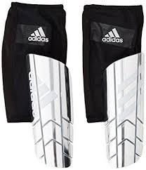 Baseball Shin Guard Size Chart Adidas Performance Ghost Pro Shin Guard Silver Met White