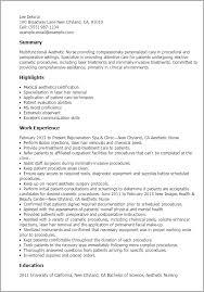 nursing cover letter example - Sample Public Health Nurse Resume