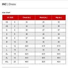 Inc International Concepts Striped Faux Wrap Dress Mix