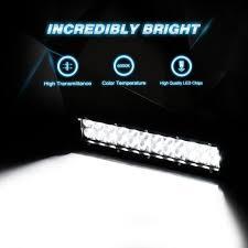 nilight 12inch 72w combo led light bar 2pcs 4inch 18w spot led nilight 12inch 72w combo led light bar 2pcs 4inch 18w spot led lights wiring harness