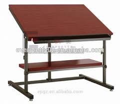 school chair drawing. Perfect School Wooden Drawing Table And Chairschool Furniture Desk With School Chair Drawing A