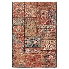 fresh southwest area rug southwestern rugs the home depot