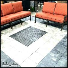 interlocking patio tiles outdoor floor home depot interlockin