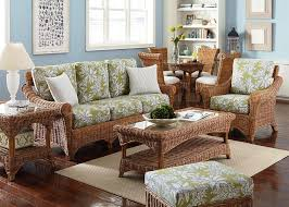 wicker furniture decorating ideas. Rattan Wicker Sunroom Furniture Sets Decorating Ideas C