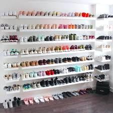 wall shelf for shoes marvelous design shoe wall shelves best ideas on display shelf wall mounted