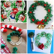 christmas-wreath-kids-crafts