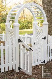 picket fence gate with arbor. Arbor-lattice-picket-wood-pvc-gate-fence-ric-14-7 Lr Picket Fence Gate With Arbor