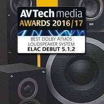 Медиа - Новости - <b>Комплект акустики ELAC</b> Debut – лучшая ...