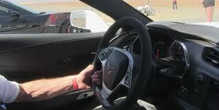 2015 C7 Chevrolet Corvette Z06 Drag Races C6 Corvette Z06, Driver ...