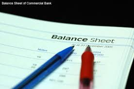 definitions of balance sheet sheet of commercial bank liabilities and