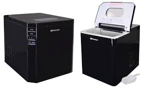 refrigerator refurbished. emerson im93b portable ice maker (manufacturer refurbished): countertop refrigerator refurbished