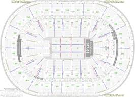 State Farm Center Seating Chart With Seat Numbers Boston Td Garden Detailed Seat Row Numbers End Stage