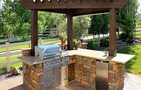 kitchen designs and decoration medium size elegant backyard grill patio ideas cafe and outdoor enclosed patio