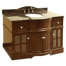 48 bathroom vanity with top