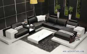 multiple combination elegant modern sofa large size luxury fashion style best living room couch best leather furniture manufacturers