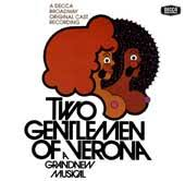 two gentlemen of verona musical galt mcdermot two gentlemen of verona