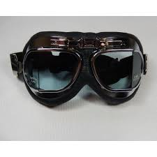 bsa classic motorcycle emgo goggles