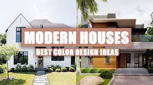 50 Best Modern Exterior House Color Ideas 2020 Youtube