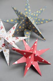 1001 Ideen Zum Weihnachtssterne Basteln Zum Erstaunen