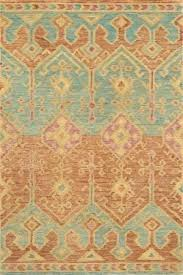 red and orange rug impressive teal at studio regarding area turquoise contemporary rugs