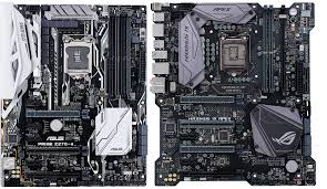 Z270 Motherboard Comparison Chart Which Asus Z270 Motherboard Should I Buy Edge Up