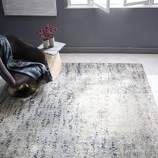 west elm rugs distressed foliage rug moonstone west elm zebra rug 5x8