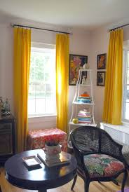 Yellow Curtains For Living Room Yellow Curtains For Living Room Decorate Our Home With Beautiful