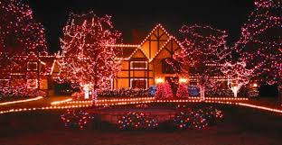 Christmas home lighting Unusual Christmas Lights House In Saint Louis Decorated By Rottler Home In St Louis Lit Up For The Holidays Abc Home Commercial Services Christmas Lighting Allinclusive Christmas Lighting And Decorating