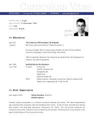 Sample Resume Format Pdf File Latest Of For Mba Freshers Teachers In
