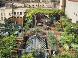 30 rooftop garden design ideas adding