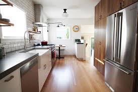 mid century modern galley kitchen. Adorable Mid Century Modern Galley Kitchen And 12 Remodels Home Dreamy