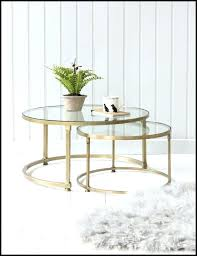 wayfair coffee tables s round glass canada