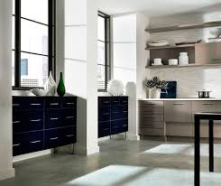 kitchen craft design. acrylic kitchen cabinets with melamine accents by craft cabinetry design e