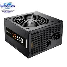 corsair vs series vs650 atx 650w 80 plus white certified psu cs cp 9020172