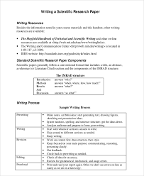Sample Research Paper 5 Documents In Pdf