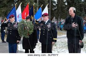 U.S. Army Alaska Command Sgt. Maj. Jeffery Dillingham and ...