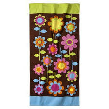 awesome beach towels. Floral Garden Beach Towel Awesome Towels