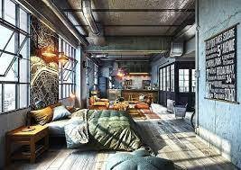 Best  Mens Apartment Decor Ideas On Pinterest - Industrial apartment