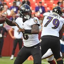Ravens QB Lamar Jackson: 'I Want To Get ...