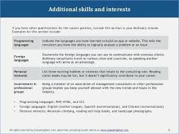 Other Skills Examples - Beni.algebra-Inc.co