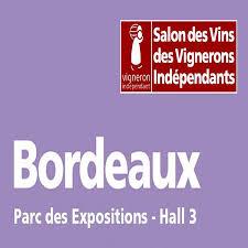 salon des vins des vignerons indÉpendants bordeaux 2018