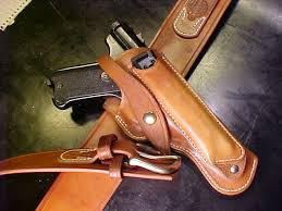 our premium field holster for the ruger mark ii