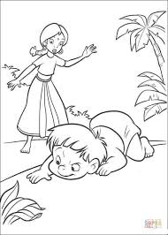 Small Picture Naughty Boy coloring page Free Printable Coloring Pages