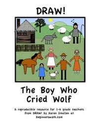 Small Picture The Shepherd Boy and the Wolf Aesops Fable The Boy Who Cried