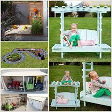 Diy Yard Projects 25 Fun Backyard Diy Projects For Kids