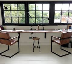 industrial style office desk. Perfect Office Industrial Style Office Chairs  Mad About The House Throughout Desk
