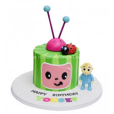 Cocomelon's 13th birthday + more nursery rhymes & kids songs. Cocomelon Cake 1